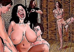 Pictures of slave girl lick how abuse