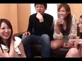 Boys sperm japanese girl in showing