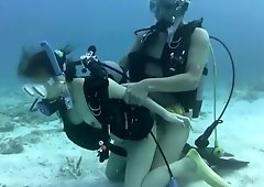 Divers porn showing images japanese photo 2