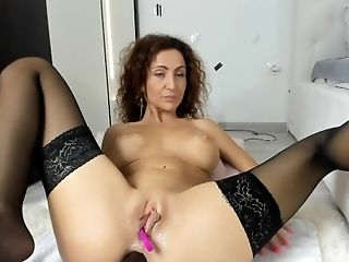 Sexy c girl moaning while best