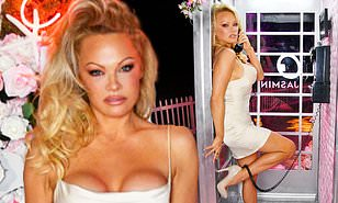 Pamela anderson home made porn the nastiest photo 4