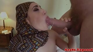 Sexy arab wife having sex spoon sex photo 1